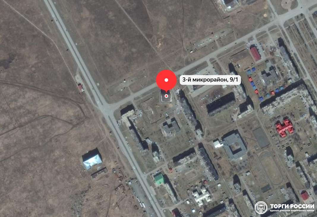 Недвижимое имущество (двухкомнатная квартира 69,2 кв.м