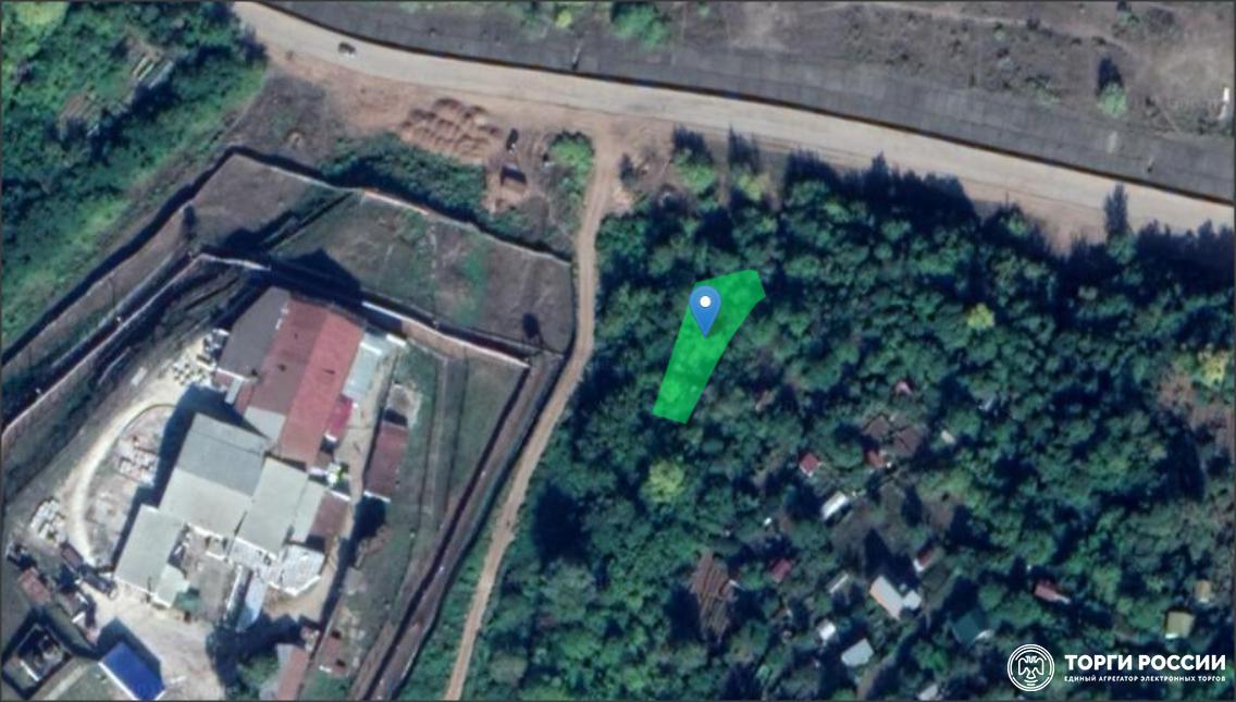 земельный участок для коллективного садоводства