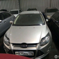 Ford Focus, 2012, 1.6 AT, бензин, СПб